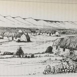 from Bain, History of Nairnshire, 1928